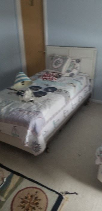 Twin bed $45