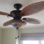 Ceiling fan with light $65