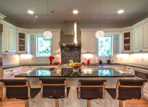Connecticut Custom Kitchen